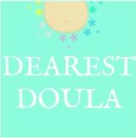 Dearest Doula Podcast Logo